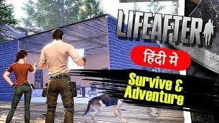 LifeAfter Android Game English Version   N Hindi Survive And Adventure   BlackClue Gaming