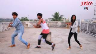 Colourful Chilaka Video Song / Express Raja / justice crew india /Dop- N prasad
