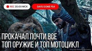 Days Gone прохождение Ps4 Жизнь После 23 КАК ИХ МНОГО