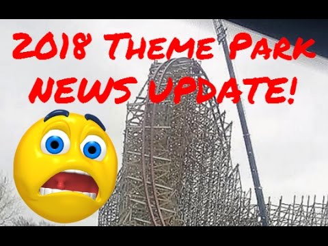Theme Park Industry 2018! 100% REAL