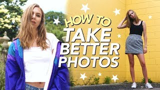 ✰How to Take Better Instagram/Tumblr Photos! 2018✰