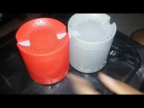 Unboxing BT Speaker