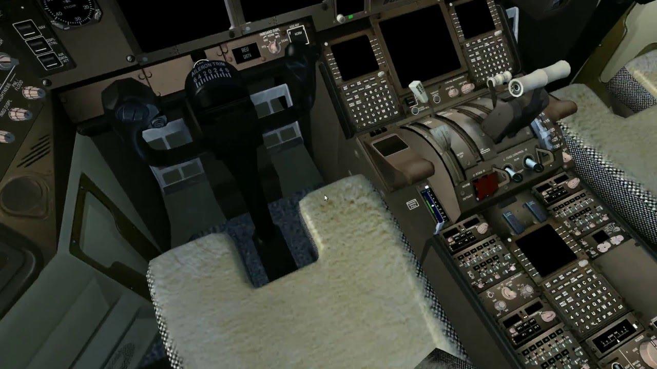 flightgear vol comment lyon st exup ry barcelone en 777 200 lr youtube. Black Bedroom Furniture Sets. Home Design Ideas