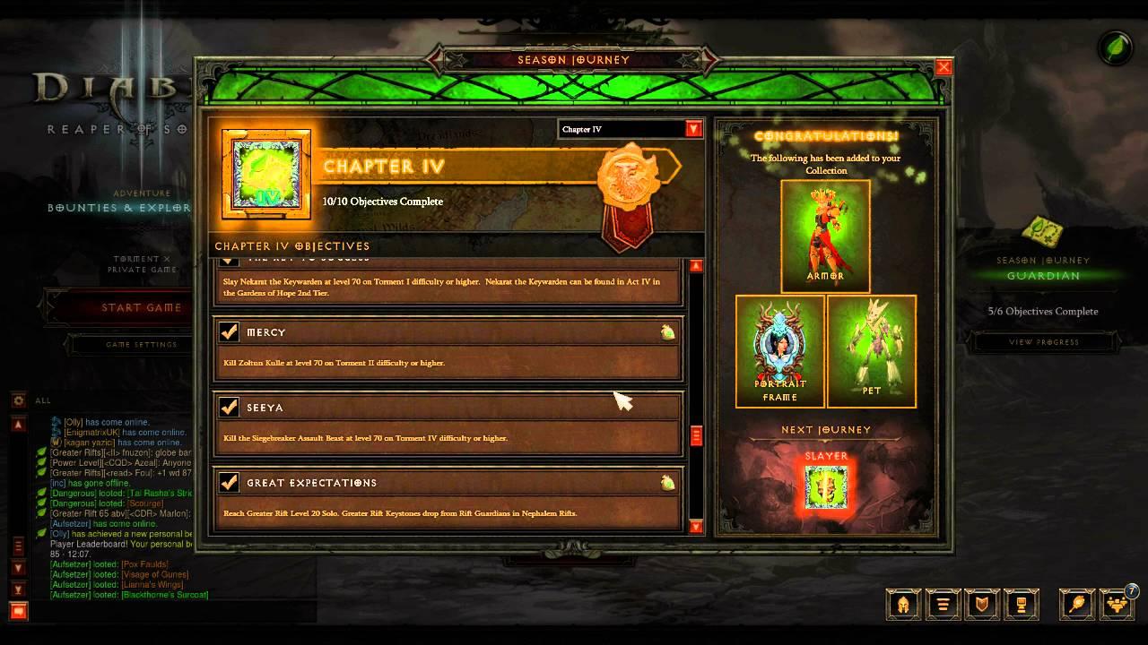 Diablo 3 : Yeni Başlayanlar için ''Haedrig's Gift'' Nasıl Alınır ...