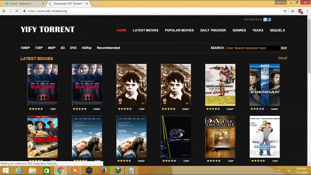 2 states torrent download yify