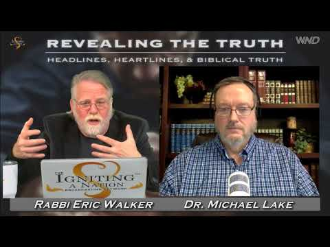 Rabbi Walker & Dr Michael Lake discuss his book The Shinar Directive 01 19 2018