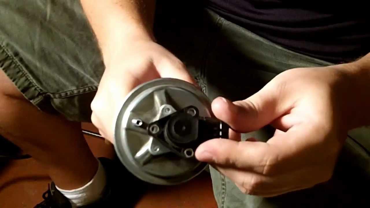 Mazda 626 - EGR Inspection & Testing - YouTube