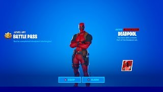HOW TO GET DEADPOOL SKIN IN FORTNITE!