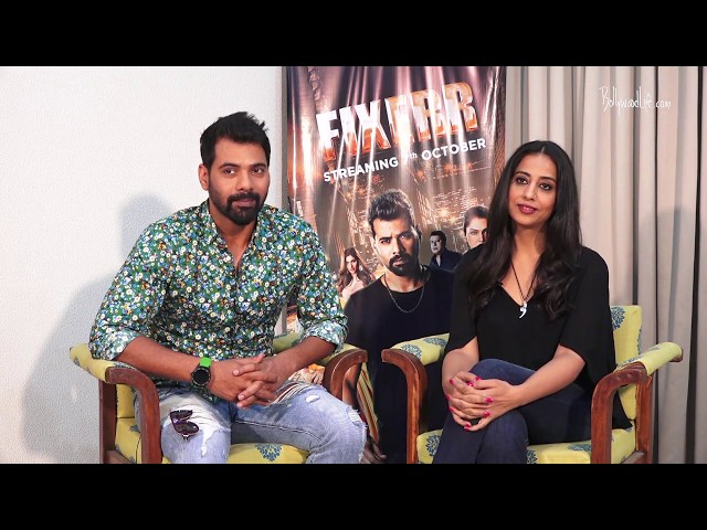 Exclusive Interview with Shabir Ahluwalia & Mahie Gill for 'Fixerr' ZEE5 & ALTBalaji Web Series