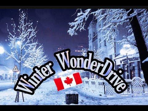 WINTER WONDER DRIVE II EDMONTON ALBERTA CANADA