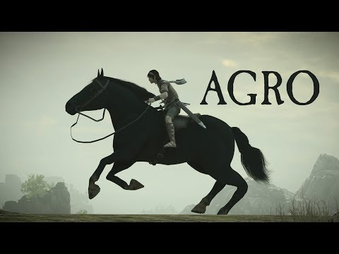 AGRO: Trucos y Homenaje - Shadow of the Colossus (PS4)