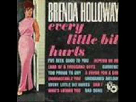 Download Brenda Holloway  - My World Is Crumbling