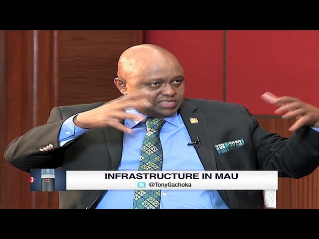 POINT BLANK: Infrastructure in Mau  110919