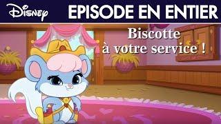 Le Petit Royaume des Palace Pets - Biscotte à votre service ! I Disney