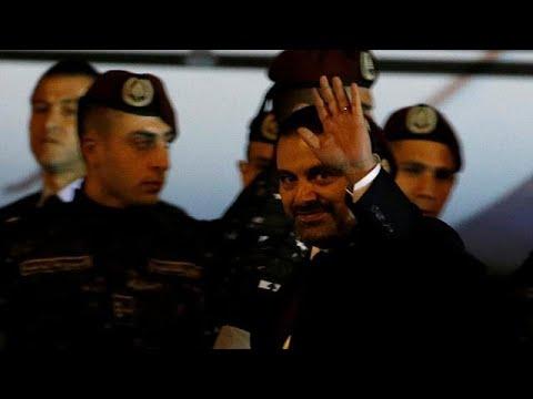 رئيس الوزراء اللبناني سعد الحريري يصل إلى بيروت  - نشر قبل 7 ساعة