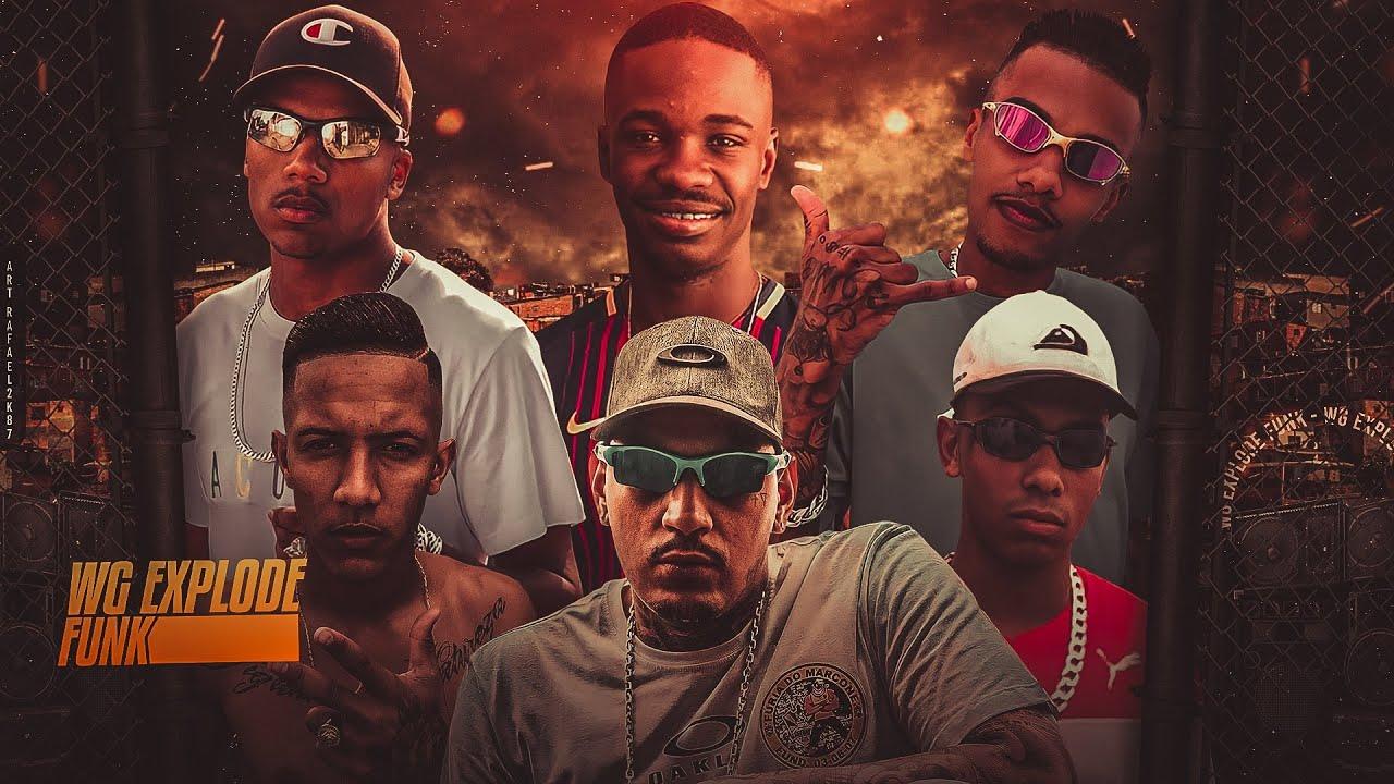 """Sonhos"" - MC Joh Johw J.A, MC Bute, MC Nego do Berna, MC Maikim, MC Theus e MC Sheik SP"