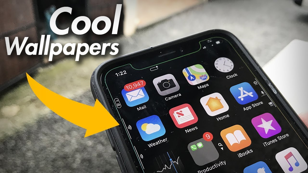 cool iphone x wallpapers part 2 youtube