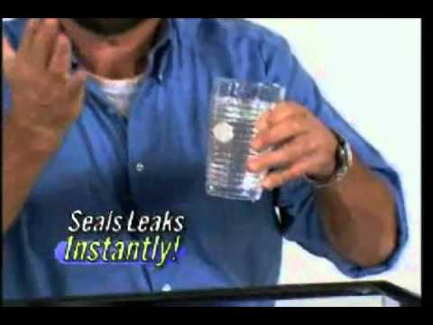 Mighty Putty Infomercial Reversed