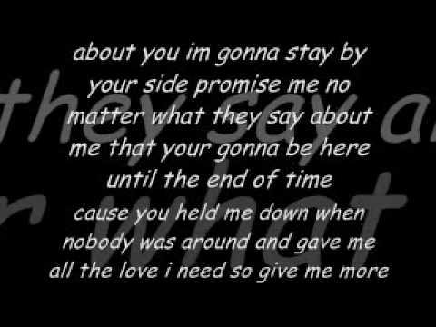 Keyshia Cole-You Complete Me lyrics
