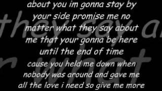 Keyshia Cole-You Complete Me lyrics