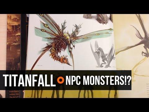 Titanfall Weekly: NPC Monsters in Titanfall!?
