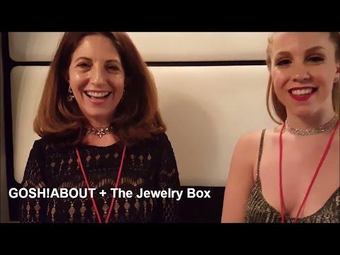 GOSH!ABOUT: The Jewelry BOX at NextOnScene Fashion Show 2017