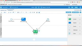 Adding Processes to Oracle Visual Builder Cloud Service Applications video thumbnail