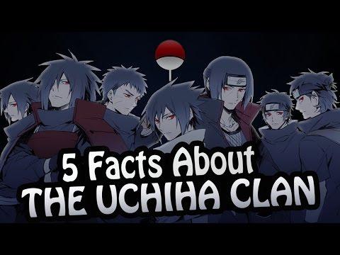 Top 5 Facts - Uchiha Clan