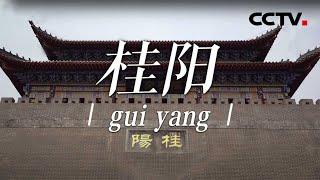 《中国影像方志》 第717集 湖南桂阳篇| CCTV科教 - YouTube