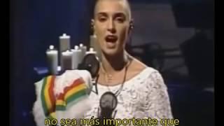 Sinead O 39 Connor War Bob Marley SNL 1992 SUBTITULOS ESPAOL.mp3