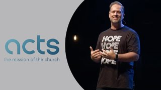 ACTS 25 & 26 - Sunday, August 22, 2021