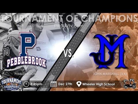 TOC Classic (National): Pebblebrook (GA) vs. John Marshall (VA)