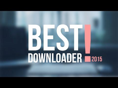 The Best Free Alternative To IDM   Best Downloader   2015