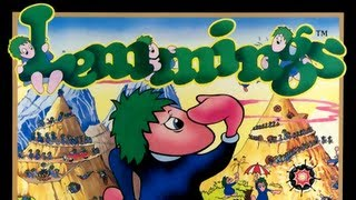 LGR - Lemmings - DOS PC Game Review