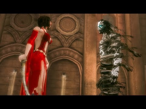 Escaping & Making Kaileena Disappear During a Fight - Prince Of Persia: Warrior Within  