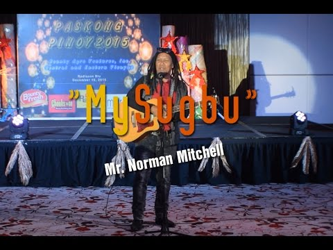 Norman Mitchell stand up singer comedian live in Cebu
