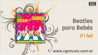 Beatles para Bebés - If I fell