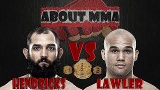 Johny Hendricks vence Robbie Lawler e é o novo campeão meio-médio - UFC 171