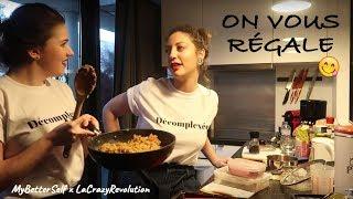 MANGER BON, SAIN & PAS CHER - On cuisine pour vous !
