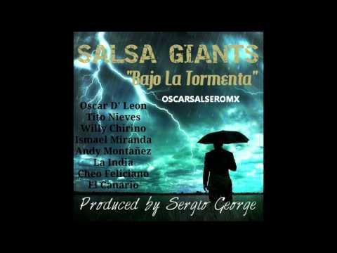 "SALSA GIANTS ""BAJO LA TORMENTA"""