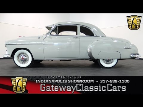 1949 Chevrolet Deluxe Coupe - Gateway Classic Cars Indianapolis - #376 NDY