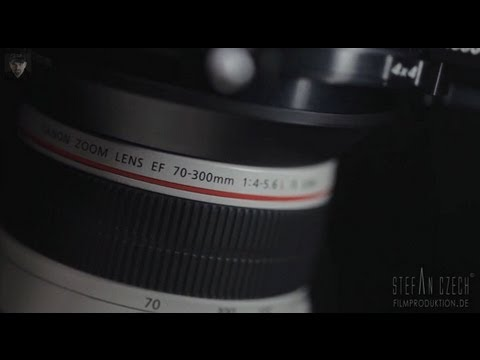 Filmpraxis Podcast: Canon EF 70-300mm f/4-5.6 L IS USM