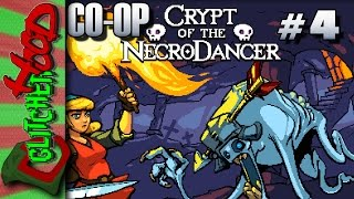 CRYPT OF THE NECRODANCER CO-OP con Zetto! - Crying At the Discoteque