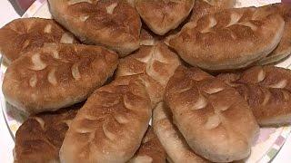 Фуршетные,жареные пирожки с картошкой .