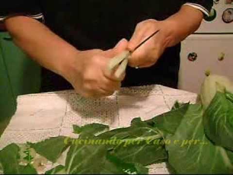 video cucina di base: pulire, cucinare, conservare la bietola a ... - Cucinare Bieta