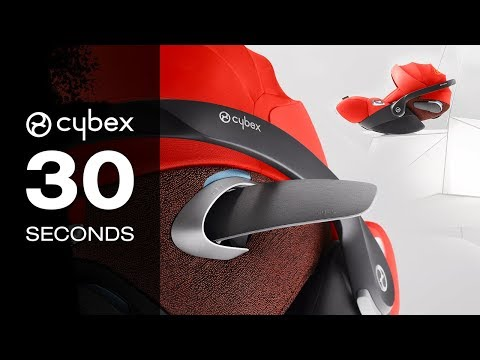 30 Seconds With CYBEX - The Cloud Z Car Seat
