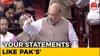 Congress Leaders Echoed Pak On Article 370, Citizenship Bill: Amit Shah