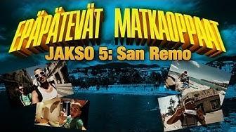 Epäpätevät Matkaoppaat - Jakso 5: San Remo