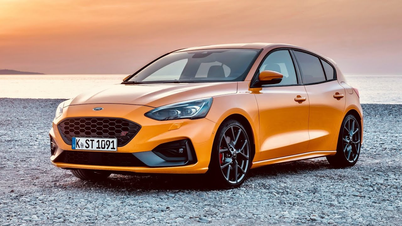 Redesign and Concept 2021 Ford Focus Rs St