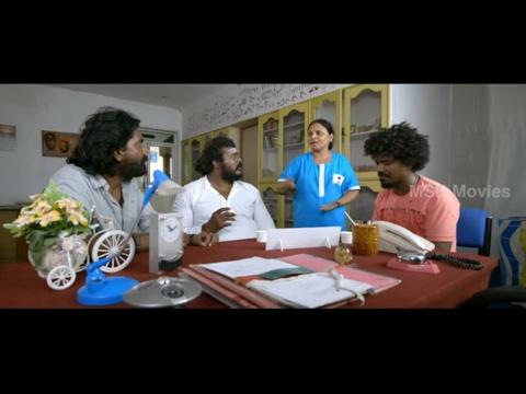 Sketch Ravi meets Y.G. Mahendran in Mental...